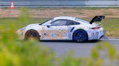 Porsche 911 GT3 R: il 3/4 posteriore