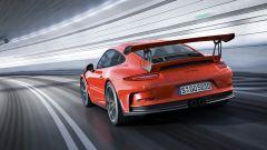 La Porsche 911 GT3 RS debutta al Salone di Ginevra 2015 - Immagine: 3