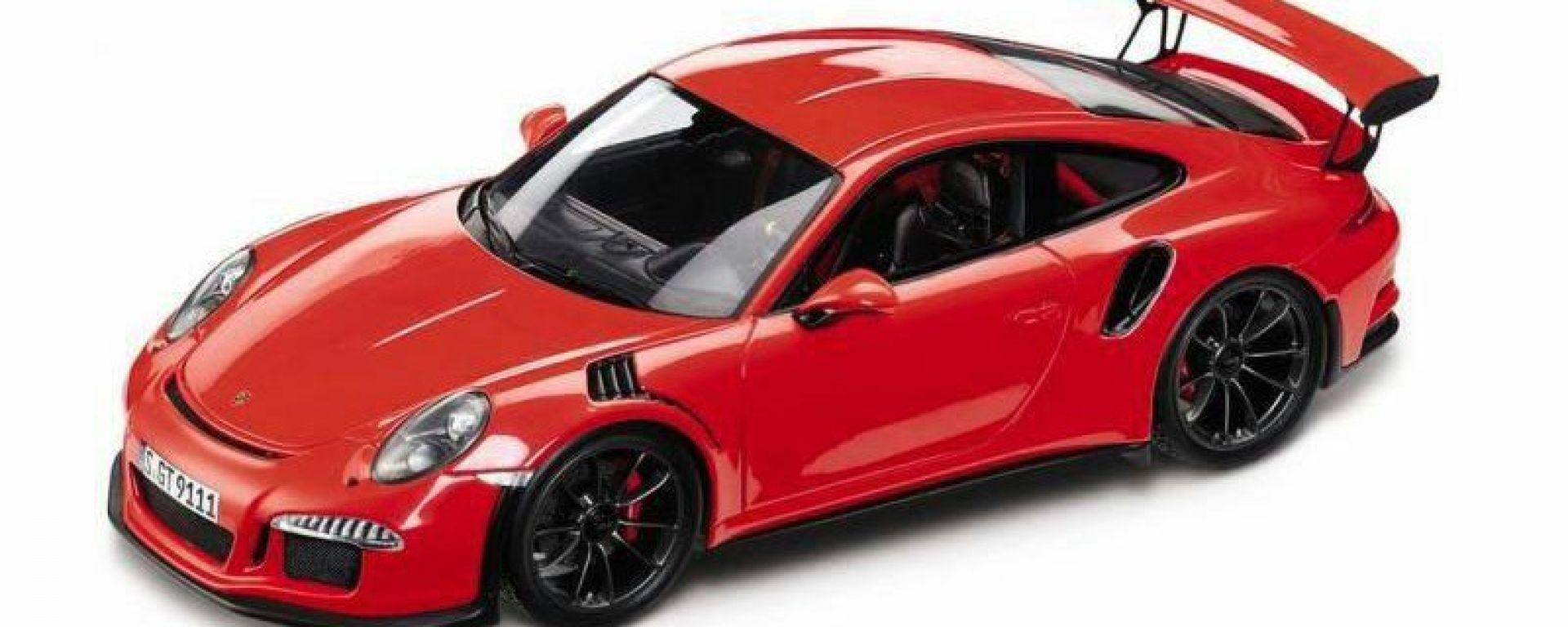 Porsche 911 GT3 RS 2015: sarà così?