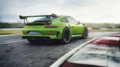 Porsche 911 GT3 RS 2018: Gira al Nurburgring in 6:56  - Immagine: 1
