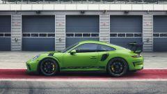 Porsche 911 GT3 RS 2018: Gira al Nurburgring in 6:56  - Immagine: 8
