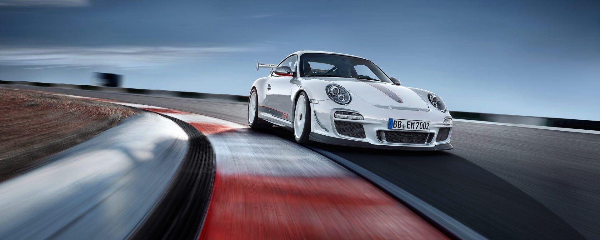 Porsche 911 GT3 RS 4.0, le nuove foto