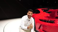 Porsche 911 GT3 2017: in video dal Salone di Ginevra - Immagine: 1