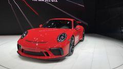 Porsche 911 GT3, Salone di Ginevra 2017