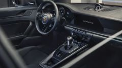 Porsche 911 GT3 Touring: il posto guida