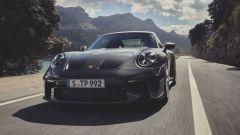 Porsche 911 GT3 Touring: visuale anteriore