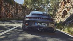 Porsche 911 GT3 Touring: visuale posteriore