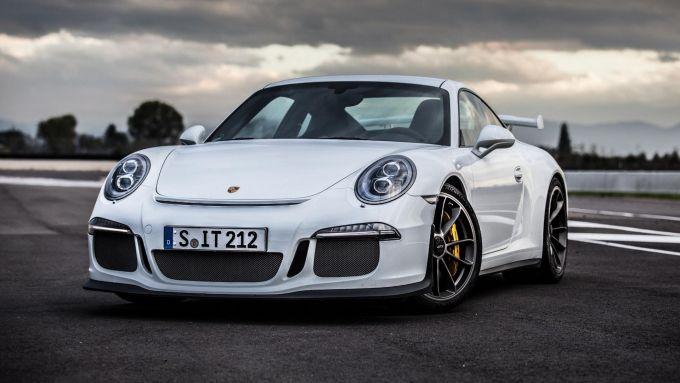 Porsche 911 GT3: tutta da guidare