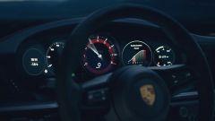 Porsche 911 GTS 2021: la versione Coupé, il cruscotto digitale