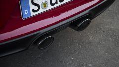 Porsche 911 GTS: di serie lo scarico sportivo con doppio terminale centrale