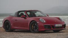 Porsche 911 GTS: i cerchi sono da 20