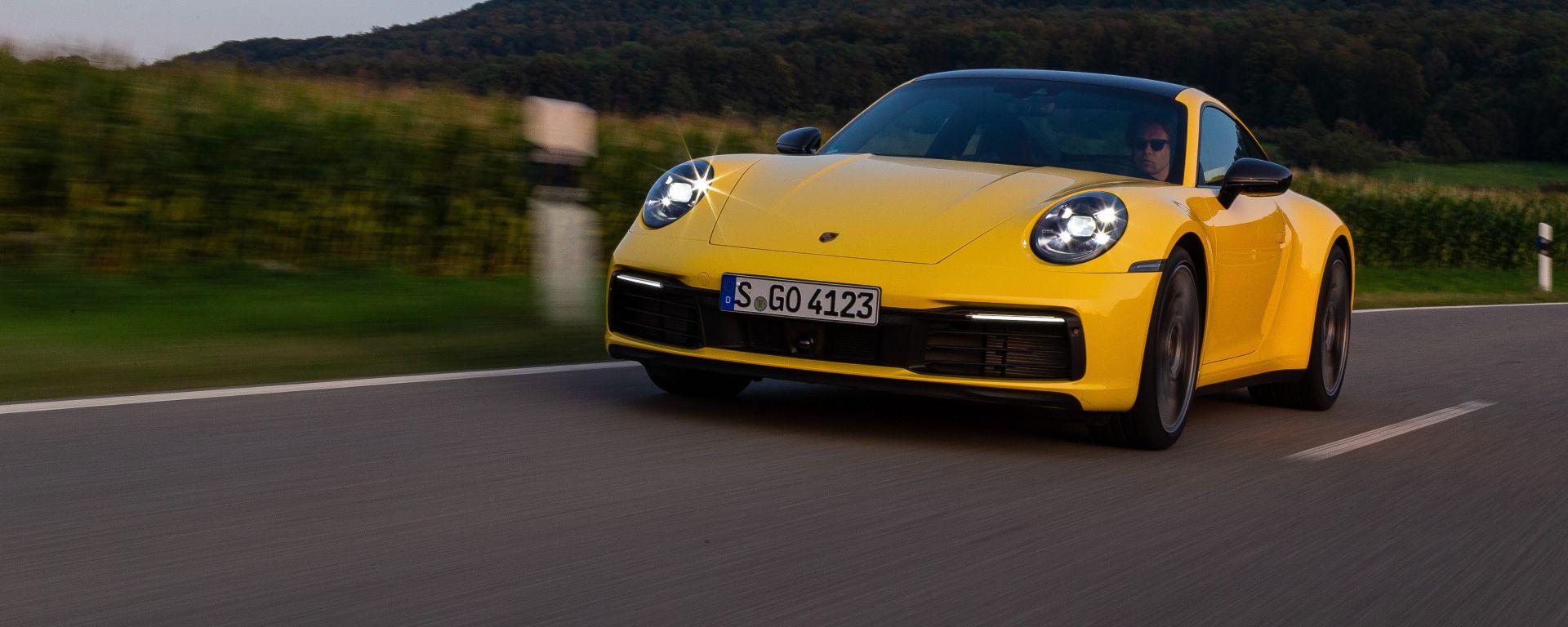 Porsche 911 ibrida? Il vero problema è il peso, ecco perché