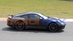 """Porsche 911 ibrida: la """"Safari"""", versione rialzata in stile SUV"""