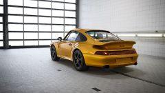 Porsche 911 Project Gold: non può circolare su strada, ecco perché - Immagine: 2