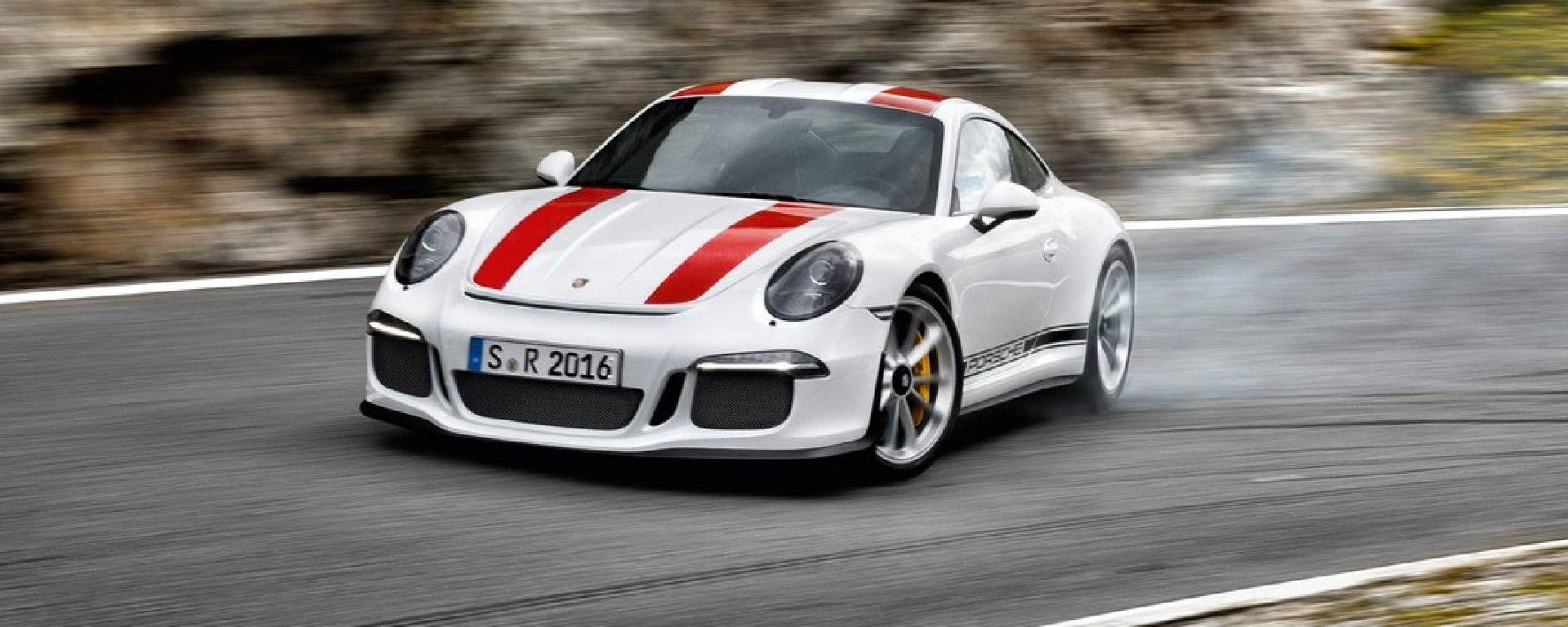 Porsche 911 R: ecco perché costa 7 volte tanto