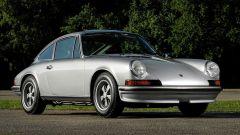 Porsche 911 S: nel 1971 debutta lo spoiler anteriore
