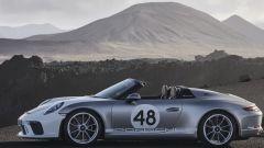 Porsche 911 Serie 991: esce di scena con una Speedster