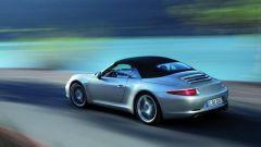 Porsche 911 Serie 991: la cabriolet