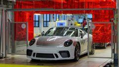 Porsche 911 Serie 991: la coupé tedesca quasi pronta per uscire dalla linea di produzione