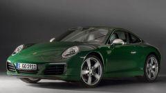 Porsche 911 Serie 991: un colore molto originale per la 911 Carrera
