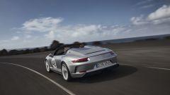 Porsche 911 Serie 991: un omaggio al passato con la 911 Speedster
