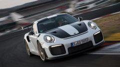 Porsche 911 Serie 991: una GT2 RS