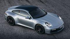 Porsche 911 Shooting Brake: un rendering la immagina così - Immagine: 1