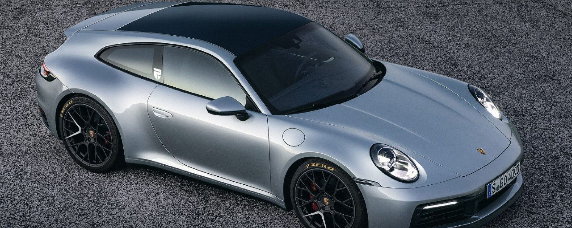Porsche 911 Shooting Brake: un rendering la immagina così