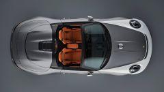 Porsche 911 Speedster Concept: solo cambio manuale a 6 marce derivato dalla 911 R