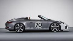 Porsche 911 Speedster Concept: sotto c'è il motore della GT3