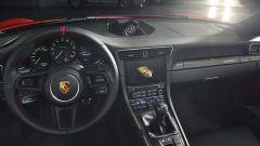 Porsche 911 Speedster interni