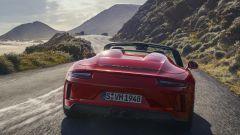 Porsche 911 Speedster posteriore