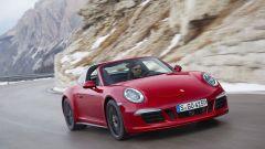 Porsche 911 Targa 4 GTS 2015 - Immagine: 2
