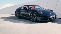 Porsche 911 Targa 4S 2020, vista 3/4 anteriore