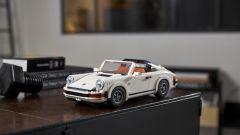 Porsche 911 Targa frontale