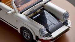 Porsche 911 Targa: il vano anteriore
