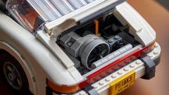 Porsche 911 Targa: motore