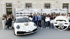 "Porsche ""911 Timeless Machine"" secondo i designer NABA"