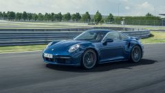 Porsche 911 Turbo 2020, motore 3,8 biturbo da 580 cv