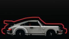 Porsche 911 Turbo by Lego