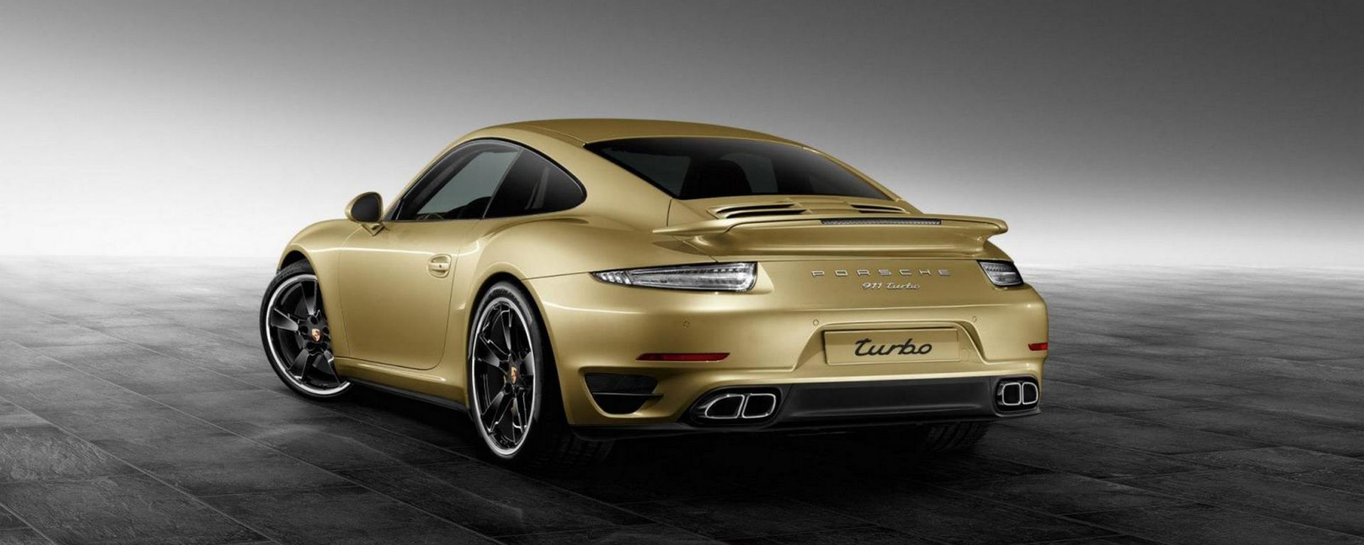 Porsche 911 Turbo Exclusive