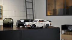 Porsche 911 Turbo frontale