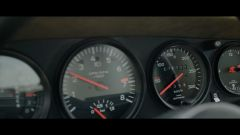 Porsche 911 Turbo, il tachimetro