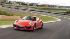 Porsche 911 Turbo S 2016: la regina è sempre lei  - Immagine: 12