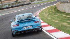 Porsche 911 Turbo S 2016: la regina è sempre lei  - Immagine: 14