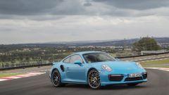 Porsche 911 Turbo S 2016: la regina è sempre lei  - Immagine: 15