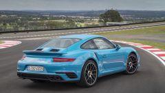Porsche 911 Turbo S 2016: la regina è sempre lei  - Immagine: 16