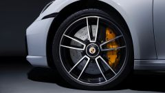 Porsche 911 Turbo S 2020 Cabriolet: i freni