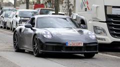 Porsche 911 Turbo S 2020: frontale