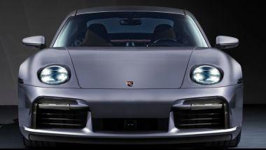 Porsche 911 Turbo S 2020 o 928? Il frontale